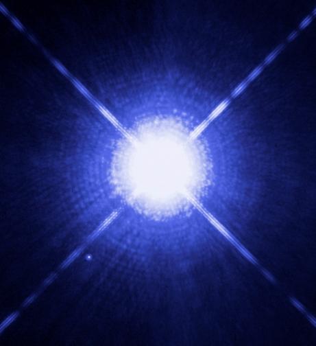 Sirius A,Sirius B,Canis Major,brightest star,sirius