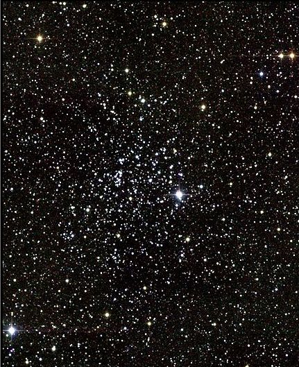 Messier 52,Cassiopeia,cluster,star cluster
